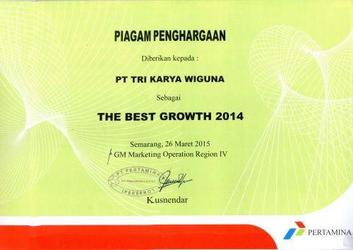 The Best Growth 2014